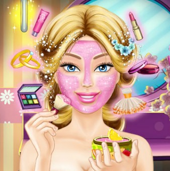 Barbie Bride Real Makeover
