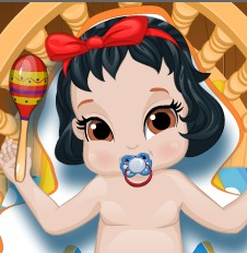 Snow White Baby Shower