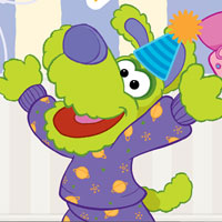 Dragon Animals Happy Birthday Party