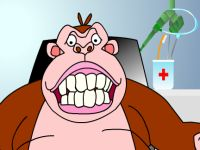 Monkey And Dentist