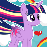 My Little Pony Rainbow Power Twilight Sparkle
