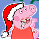 Peppa Pig Christmas Dentist