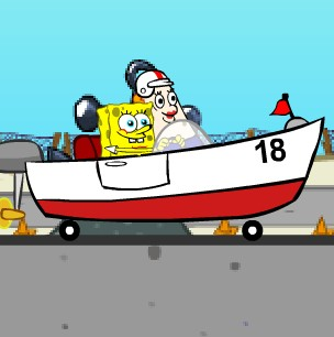 Spongebob Get The License