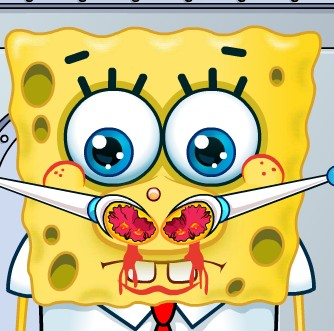 Spongebob Nose Doctor 2