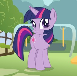 Twilight Sparkle Dress Up
