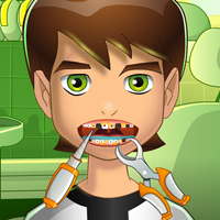 Ben 10 Tooth Problems