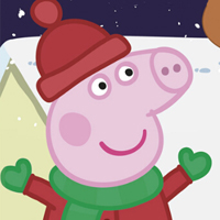 Peppa's Santa Dental Care