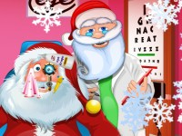 Santa Eye Care Doctor
