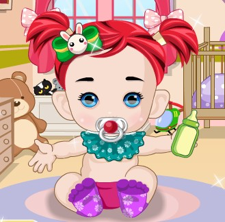 Sweet Baby Dressup