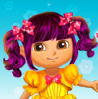 Baby Dora Real Makeover