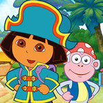 Baby Dora Sea Treasure Hunt Adventure