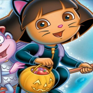 Cute Witches Dora