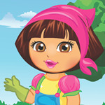 Dora At The Farm
