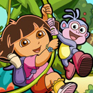 Dora Boots Find Treasure