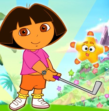 Dora Golf Training