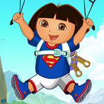Dora Parachuting Adventure