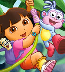 Dora The Explorer Spot The Difference