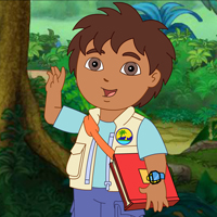Go Diego Go - Diego's African Off Road Rescue