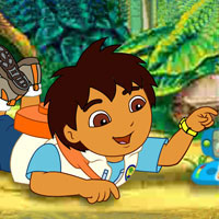 Go Diego Go - Field Journal