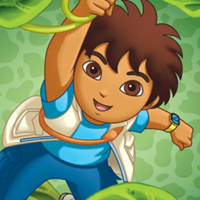 Go Diego Go Mix-Up