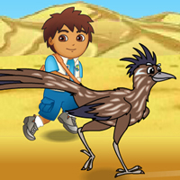 Go Diego Go - The Great Roadrunner Race!