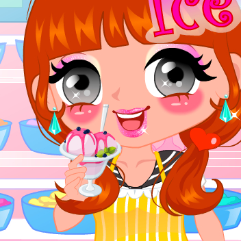 Ice Cream Chef Dress Up