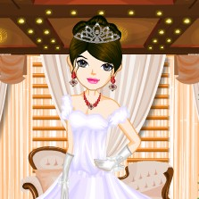 Celebrity Wedding Dress Up