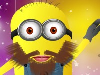 Minion Beard Salon