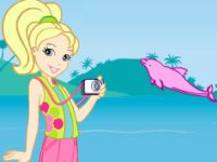 Polly Pocket Photographer