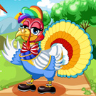 Turkey Dress Up