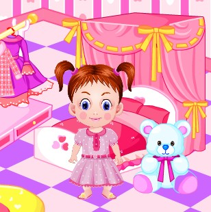 Baby Emma Room Decoration